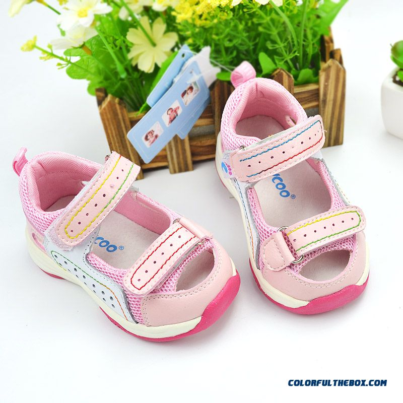 1-2-3-4 Years Old Girl Baby Comfortable And Breathable High Quality Sandals Kids Shoes