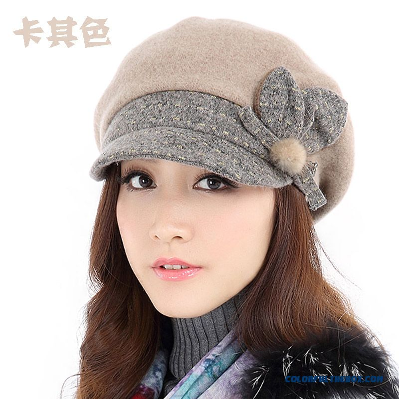 ... Brand 2015 Fashion Winter Hat Winter Wool Hat Women Fashion Face-lift  Hat Thick Warm ... 74921c001