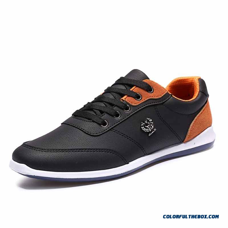 cheap cheap new mens shoes casual comfort flat boat black