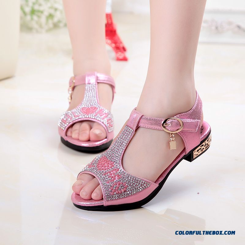 Next Shoes Girls Sandals