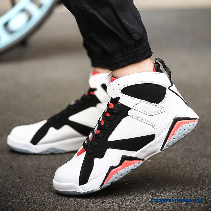 Couple's Shoes Comfortable And Breathable Men Basketball Shoes