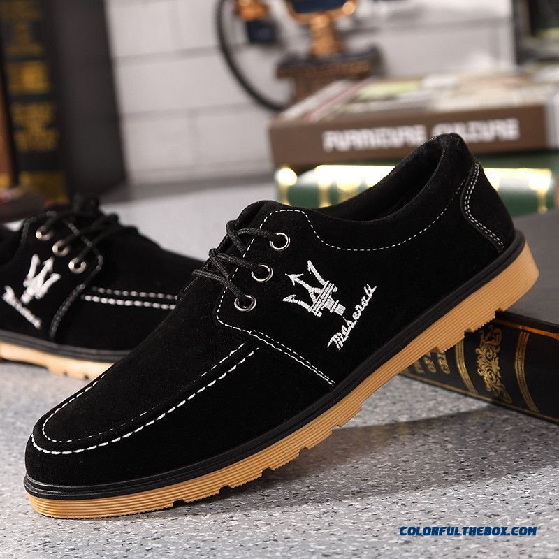 Cheap Discount Hot Sale Mens Flats Shoes Pu Leather Shoes