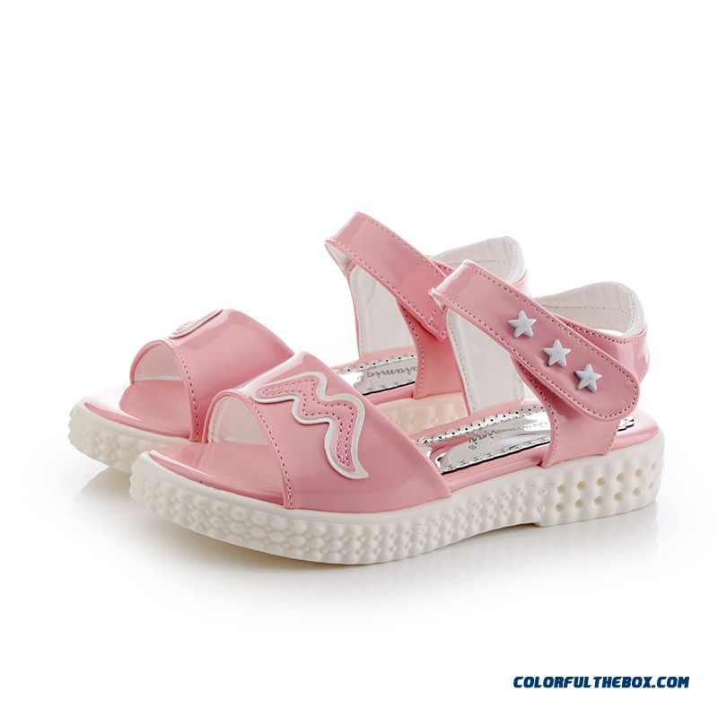 Exclusive Design Sales Parent-child Shoes Girls Summer Pretty Sandals Free Shipping Kids Shoes