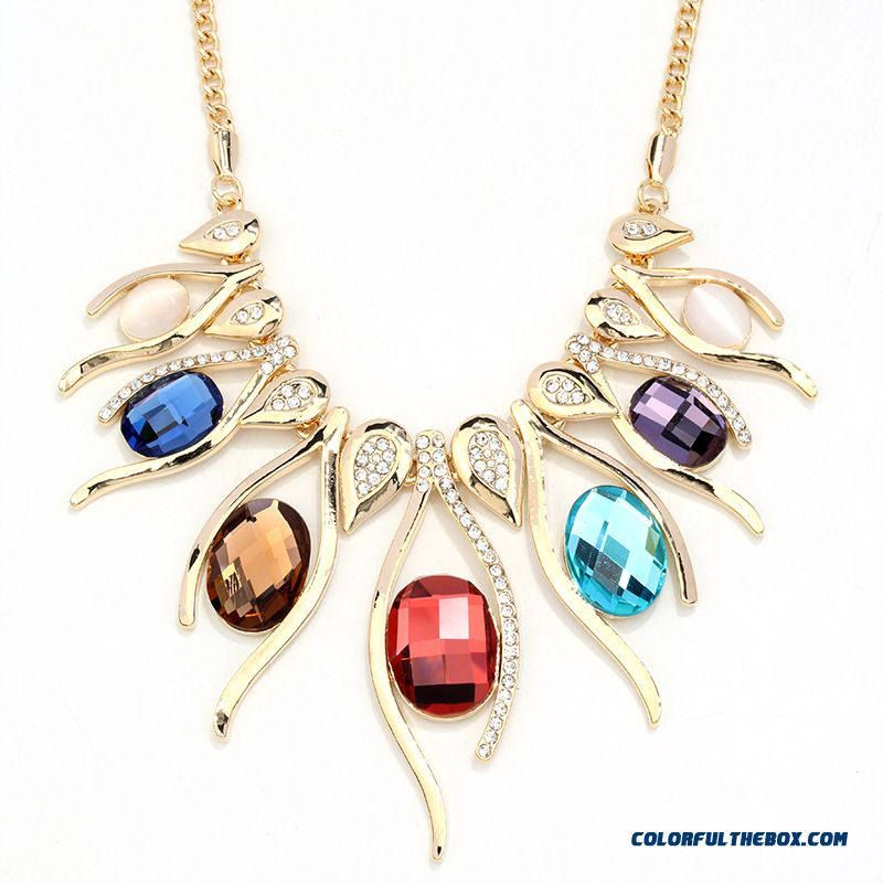 Wholesale 2017 Fashion Jewelry High Quality Europe And The