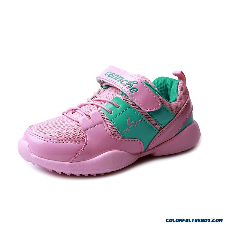 Girls Kids Shoes Net Shoes Breathable Mesh Casual Running Shoes Low Price Good Quality