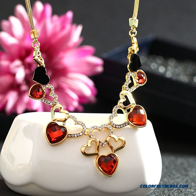 Cheap Korean Style High End European And American Jewelry