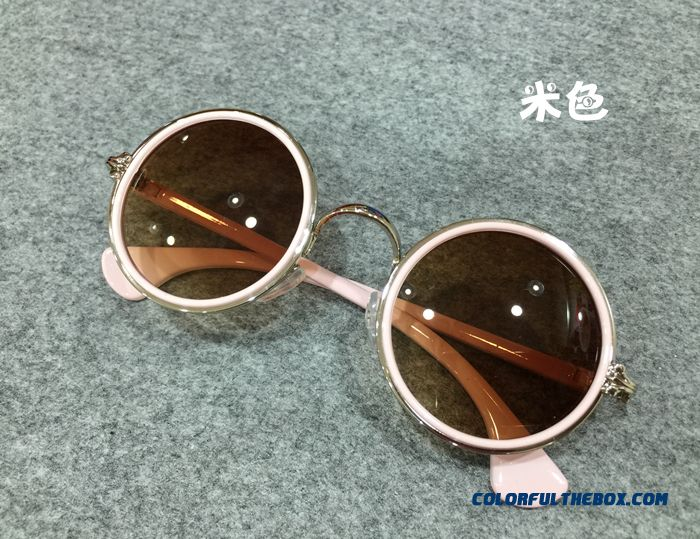 f337c480116 ... Korean Version Of Fashionable Children s Sunglasses Chrome Hearts  Goggles Boys And Girls Baby Sunglasses Sunshades Kids ...