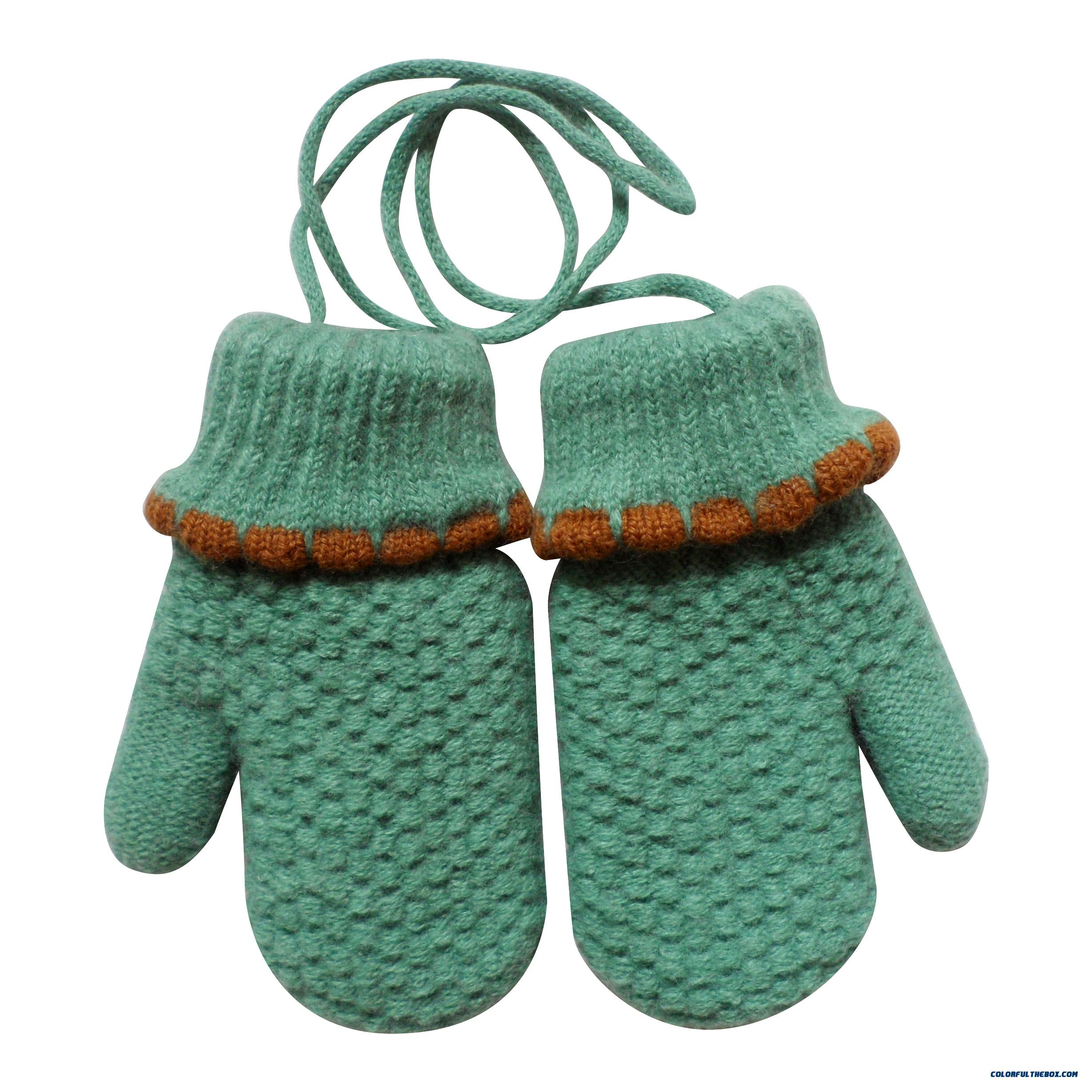 Cheap Lady New Winter Plus Thick Velvet Mittens Mittens ...