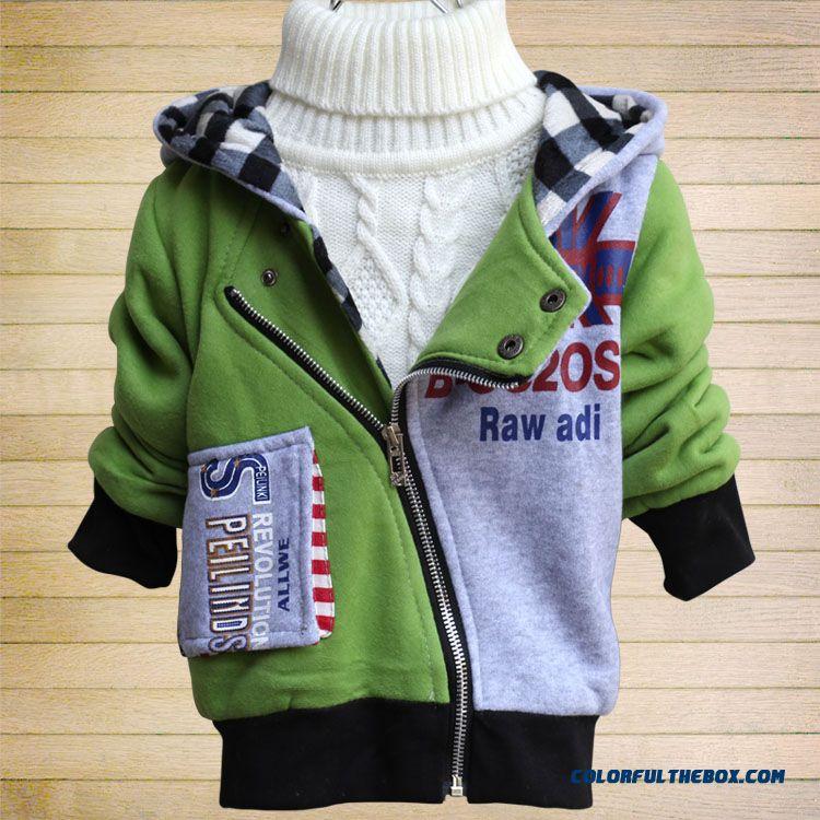 f73adc6a931 ... New 2016 Design Boys  Sweatshirts Boys Cotton Kids Coat Free Shipping  ...
