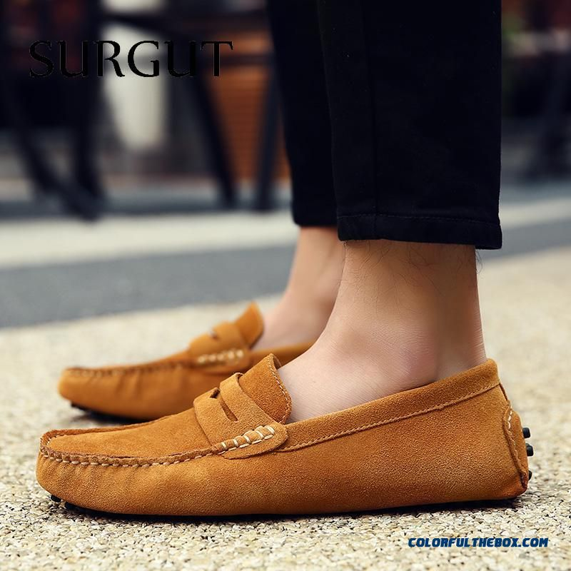 36eac61fd39 ... New Fashion Summer Style Soft Moccasins Men Loafers High Quality  Genuine Leather Shoes Men Flats Driving ...