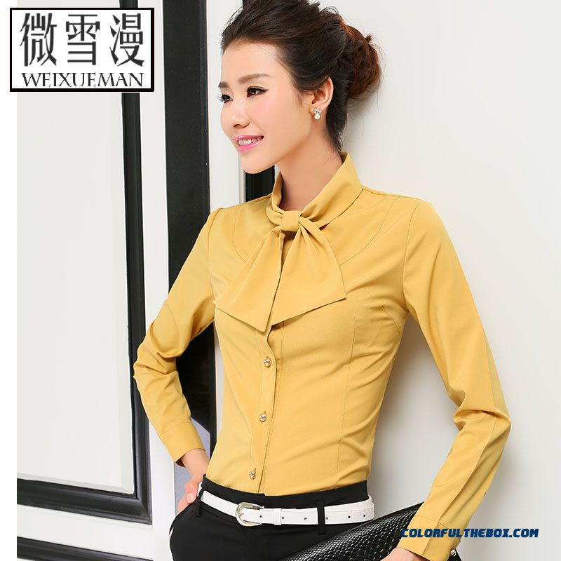 d8f01f6845e ... New Thick Long-sleeved Large Size Women Shirt Slim Soft Blouses Top  Selling