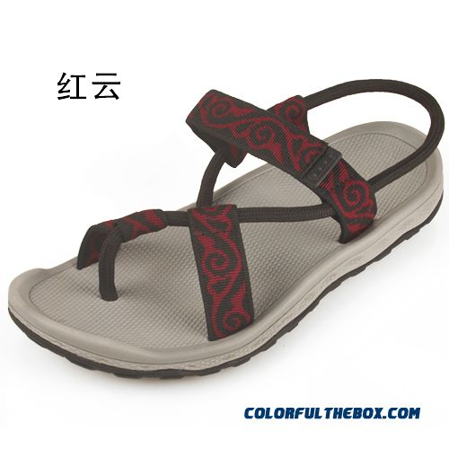 18a81a0b5e0d Cheap Outdoor Men Sandals Couple Beach Shoes Rome Simple And Stylish ...