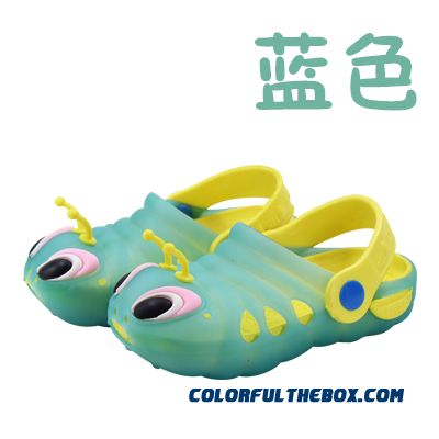 1cff2d4f2 Summer Kids Shoes Children s Cartoon Sandals 1-2-3 Years Old Baby Special  For ...