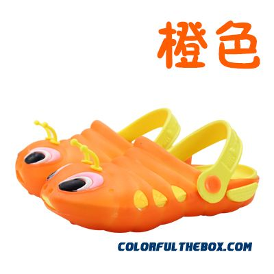 c2f9d33f1 ... Summer Kids Shoes Children s Cartoon Sandals 1-2-3 Years Old Baby  Special For ...