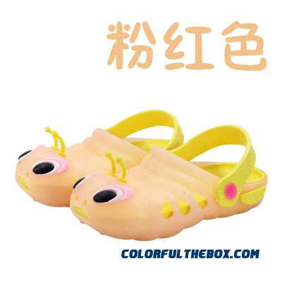 755ed4c02 ... Summer Kids Shoes Children s Cartoon Sandals 1-2-3 Years Old Baby  Special For