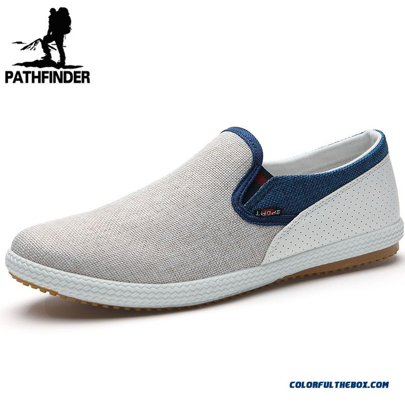 Cheap Black Canvas Slip On Shoes