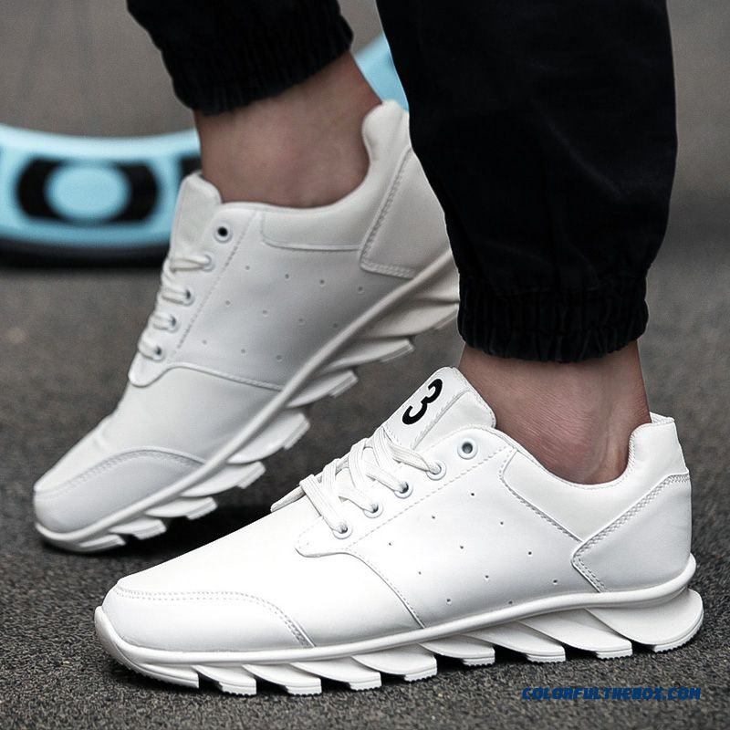 Top Sale Breathable And Comfortable Lace Men's Running Shoes