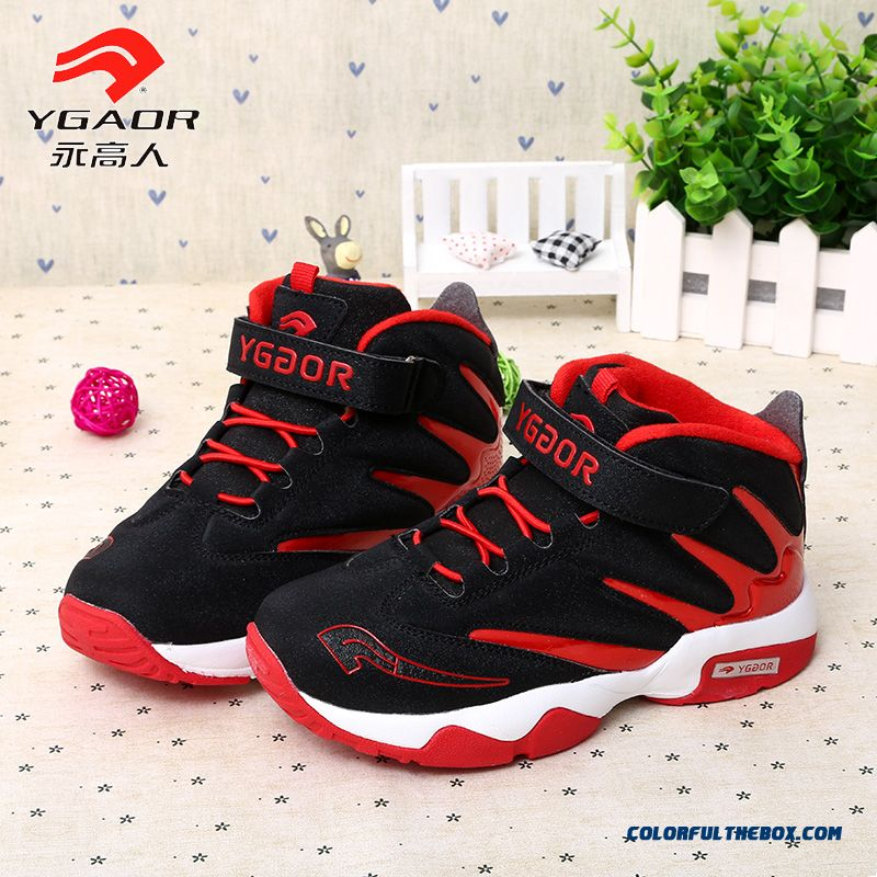 Cheap Winter Sports Shoes For Boys Big Non Slip Soles High