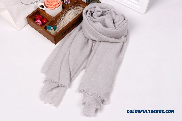 Free Shipping Factory Direct Sales Fall Accessories Babies Boys And Girls Kids Pure Cotton Neck Scarves - detail images