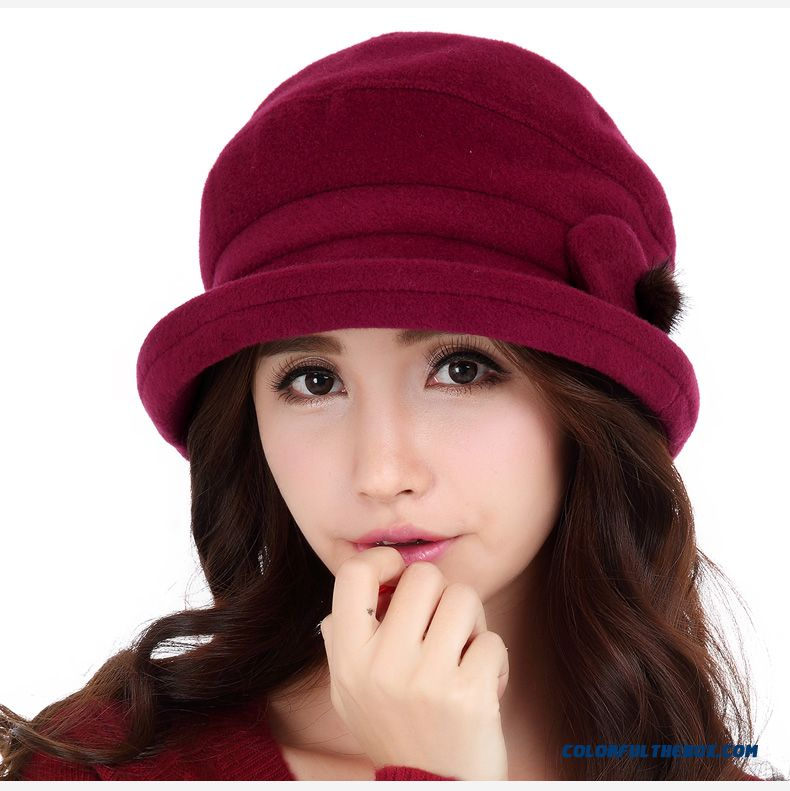 Cheap High Quality Fashionable Winter Hats For Women