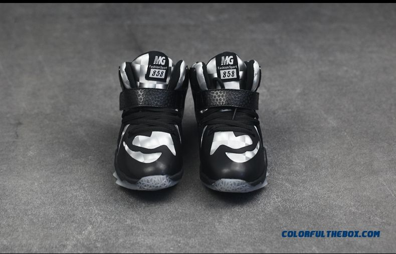 Kids Basketball Shoes Outdoor Travel Shoes Special Offer For Boys - detail images