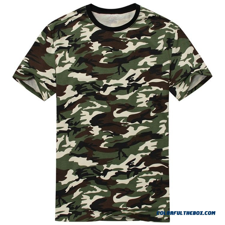Cheap man casual camouflage t shirt men cotton army for Camouflage t shirt design