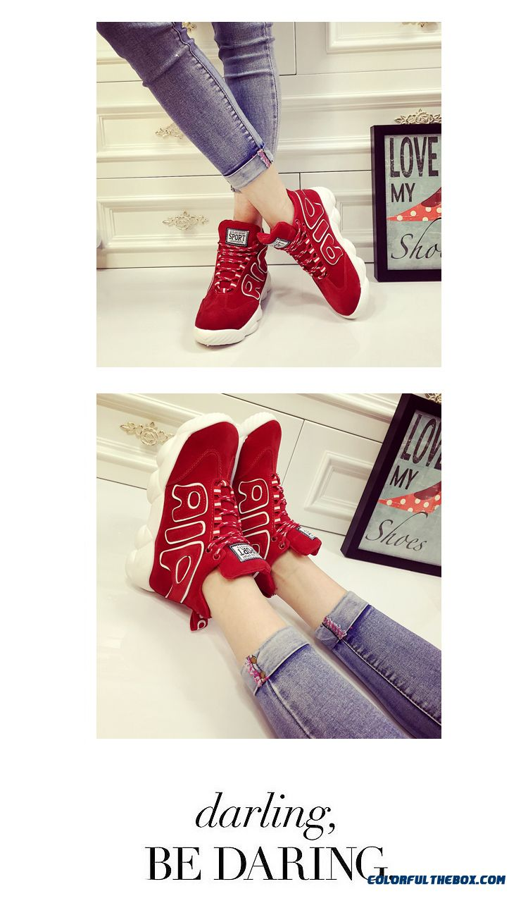 New Breathable Spell Color Flat Women Casual Shoes Free Shipping - detail images