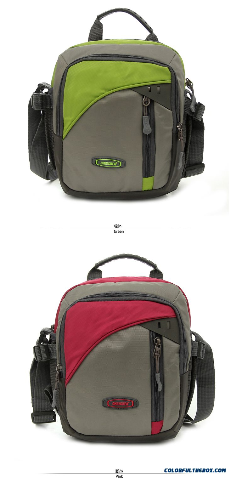 ba30d2e84032 New Men s Sports Bag Shoulder Crossbody Casual Women Small Mini Small  Backpack - detail images ...