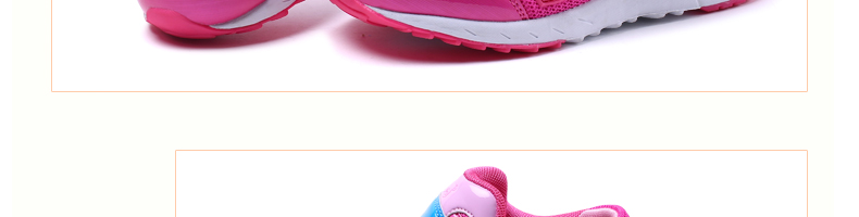 Private Label Promotion Fall New Boys And Girls Sports Shoes Breathable Big Kids Casual Shoes Net Cloth Running Shoes - detail images