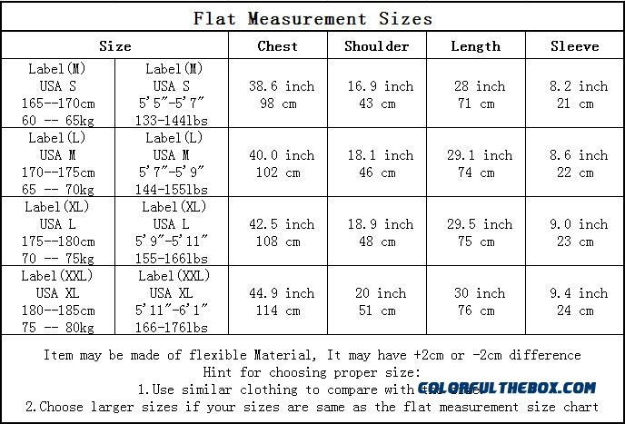 Cheap sports t shirt men clothing best thailand quality for Slim fit shirt size chart