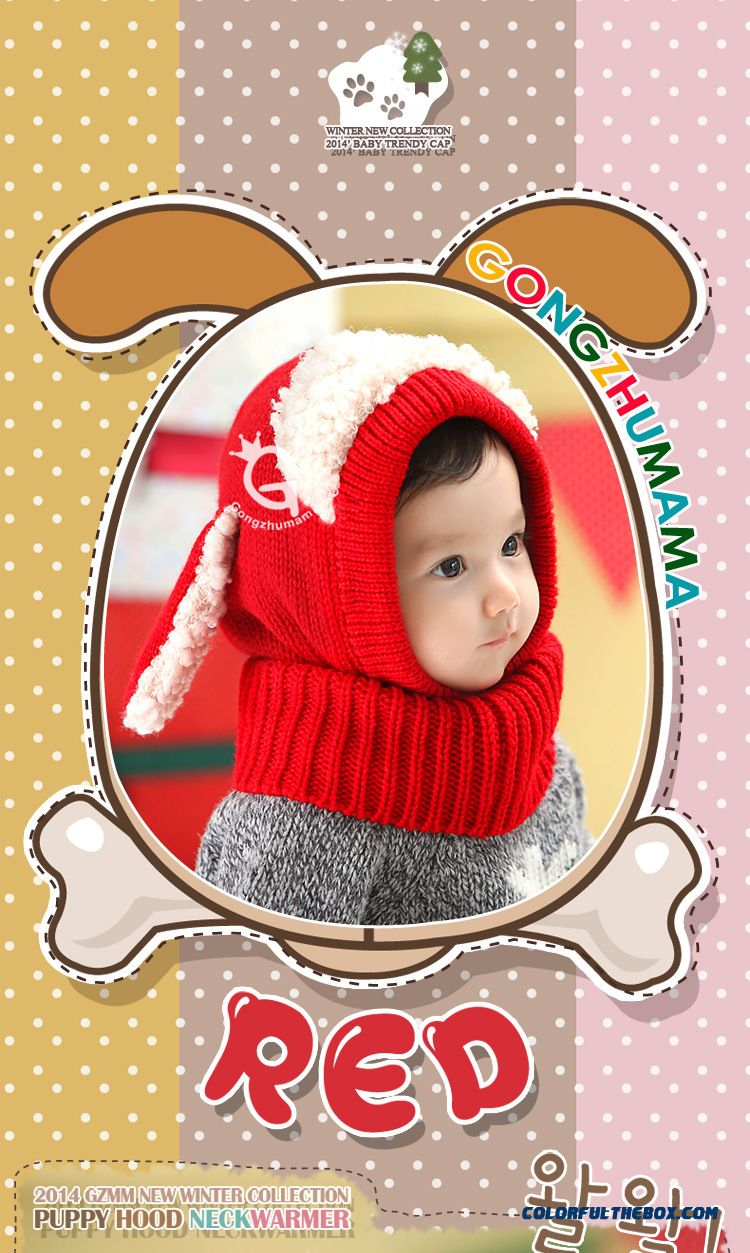 2852660ccca Warm Conjoined Bib Scarves Ear Wool Hat Shawls Scarves Hats Multi-purpose  Girls Accessories For ...