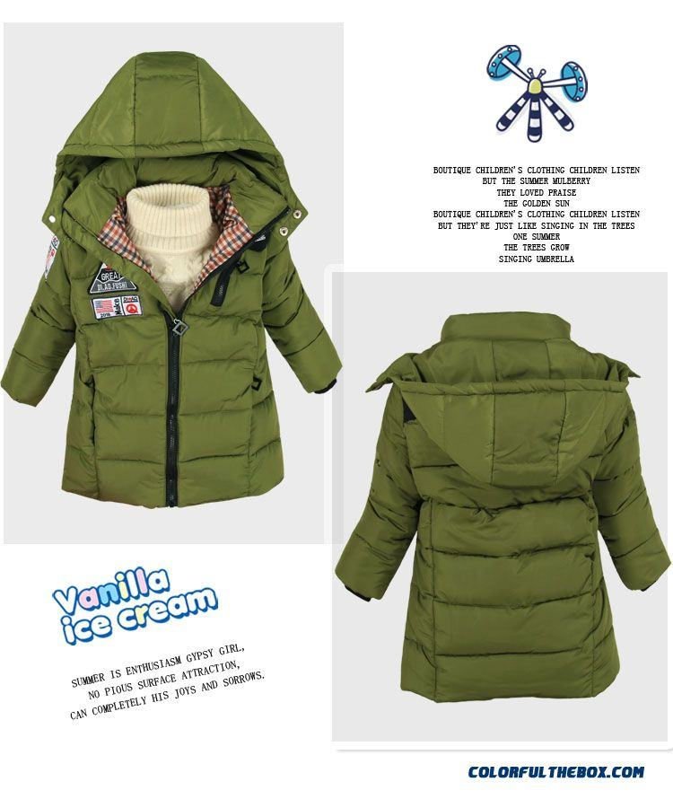 e84fc4613 Cheap Winter Cotton - Padded Clothes Thick Padded Jacket 2016 New ...