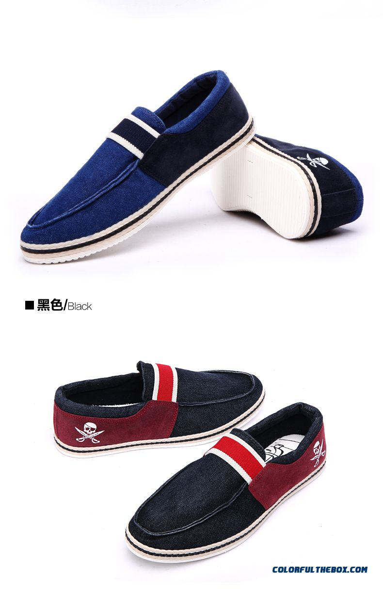 cheap winter warm casual shoes canvas wear resistant