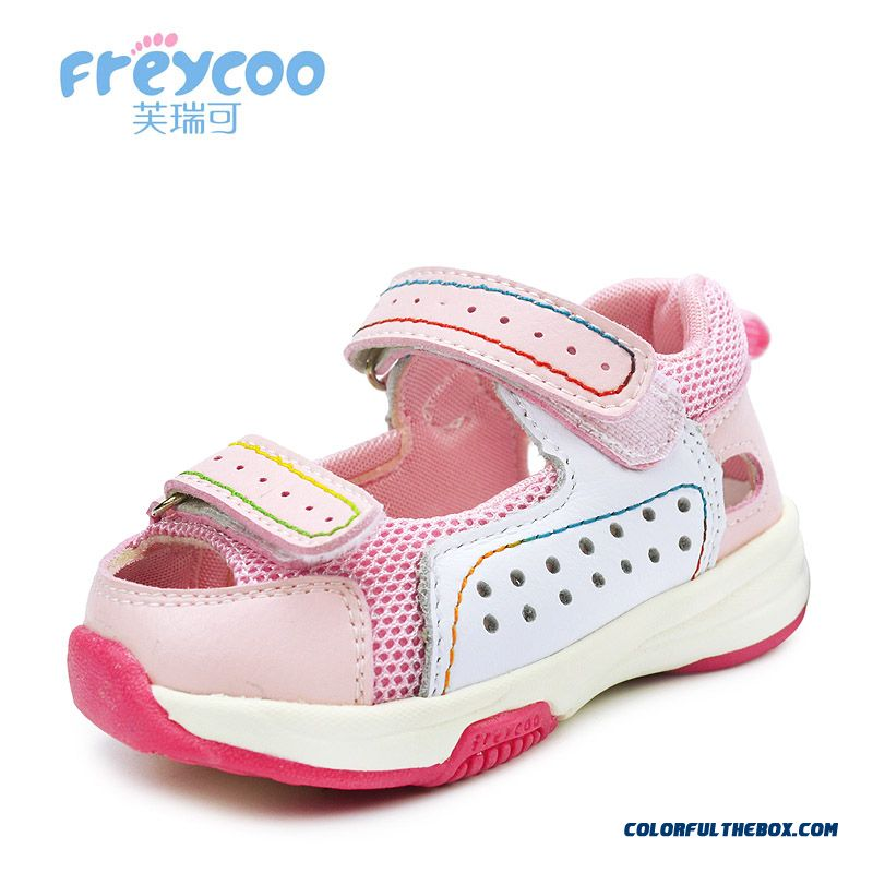 1-2-3-4 Years Old Girl Baby Comfortable And Breathable High Quality Sandals Kids Shoes - more images 2