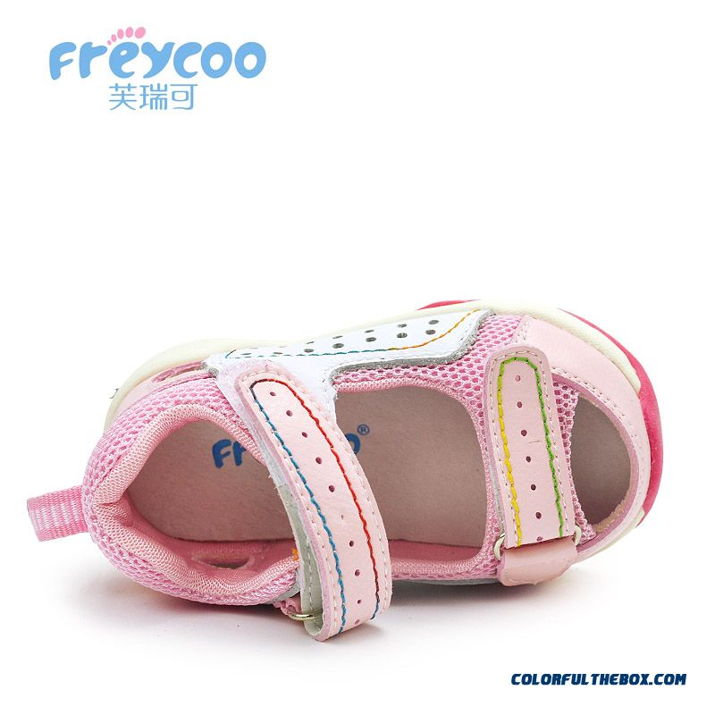 1-2-3-4 Years Old Girl Baby Comfortable And Breathable High Quality Sandals Kids Shoes - more images 3