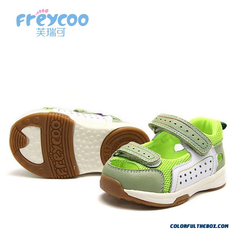 1-2-3-4 Years Old Girl Baby Comfortable And Breathable High Quality Sandals Kids Shoes - more images 4