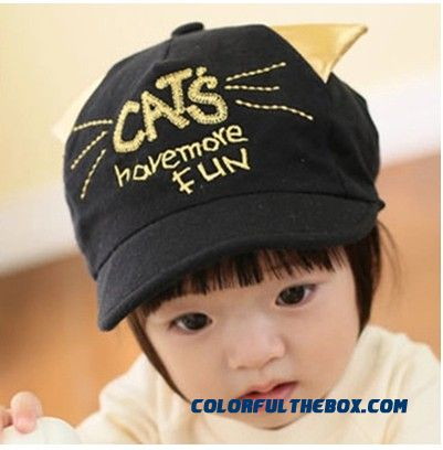 d5a2e99d236 2016 Design For Kids 6-24 Months Children Soft Brim Peaked Cap Boys   Girls
