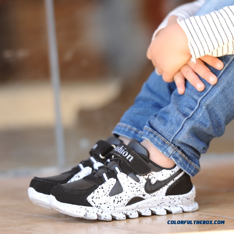 2016 New Genuine Brand Designed Warm Trend Sneakers Running Shoes Low Cut Shoes For Boys And Girls
