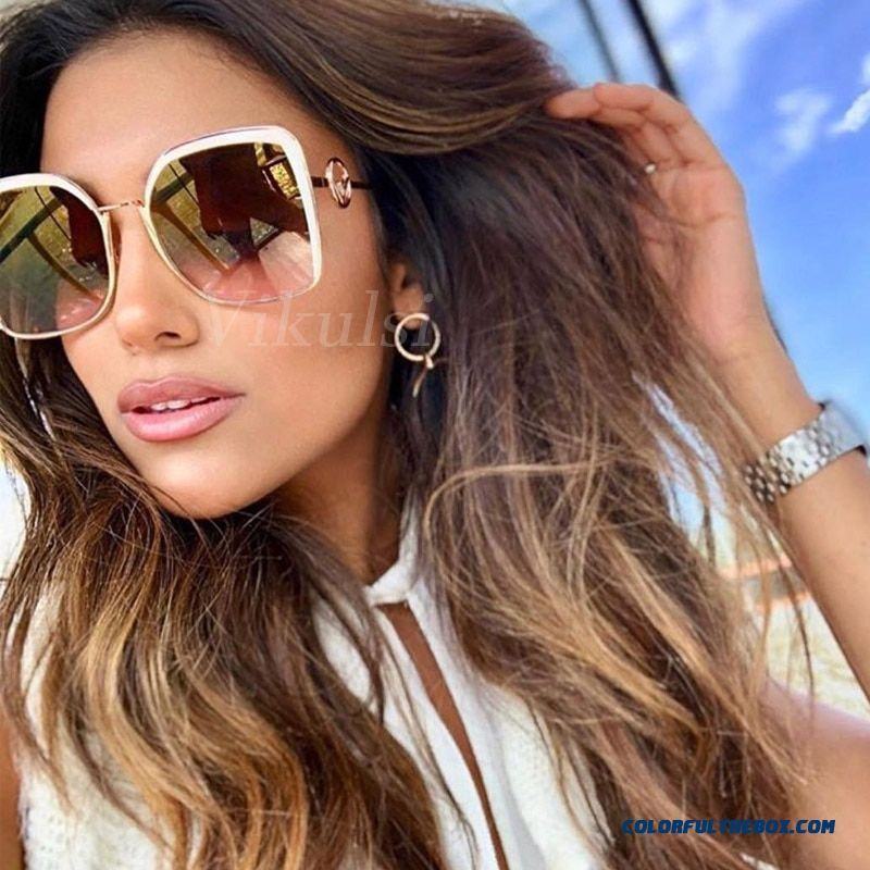 2018 Newest Square Elegant Ladies Cat Eye Sunglasses Women Luxury Brand Designer Italy Sun Glasses Female Vintage Shades Eyewear