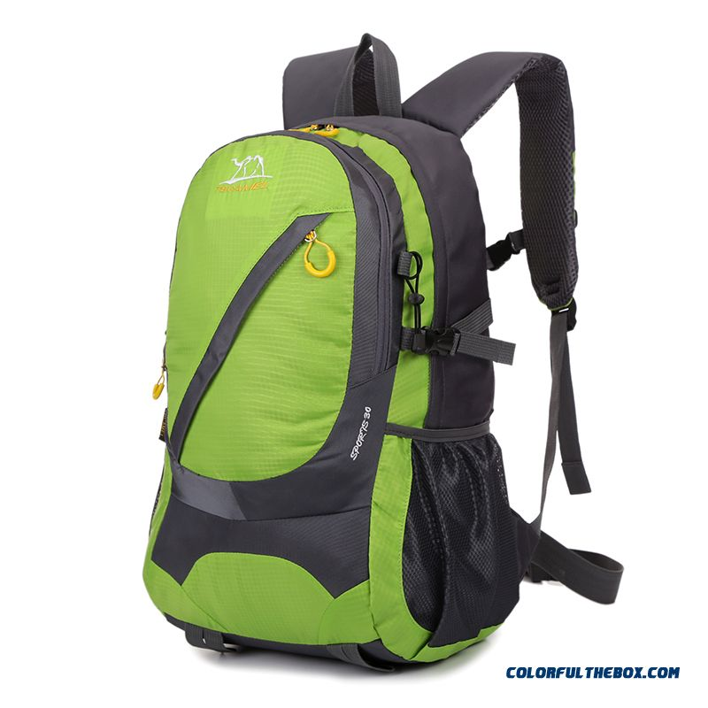 40l Large-capacity Outdoor Climbing High School Students Backpack Shoulder Bag Men And Women Couple Hiking Sports Bag