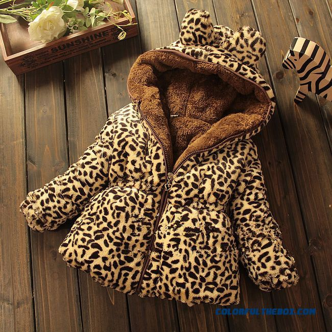 Cheap Baby Girls Fall And Winter Clothing Thick Coat ...