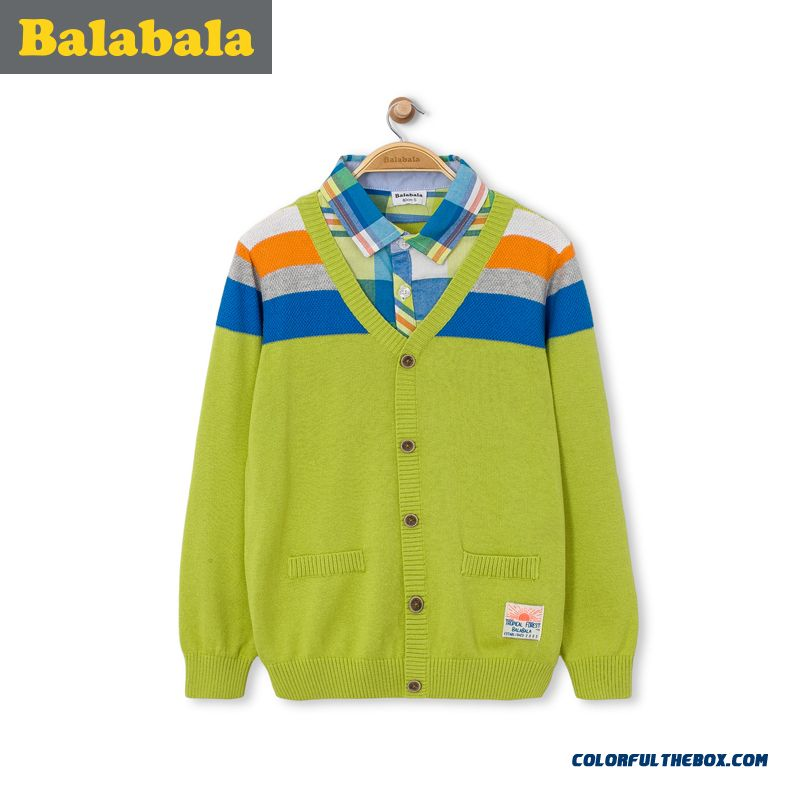 Big Boys Favorite Sweater Clothing 2016 Spring New Kids' Sweaters Special Offer Top Quality