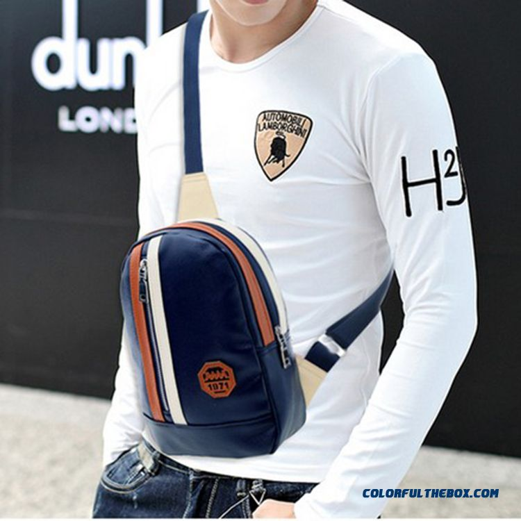 Big Promotion Of New Vogue Men's Crossbody Bags Chest Bags