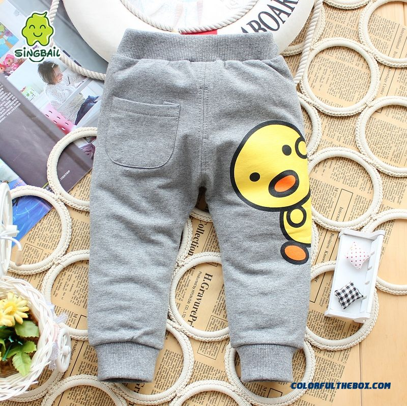 Boys And Girls 1-2 Years Old Baby Kids Asual Sweatpants Pants