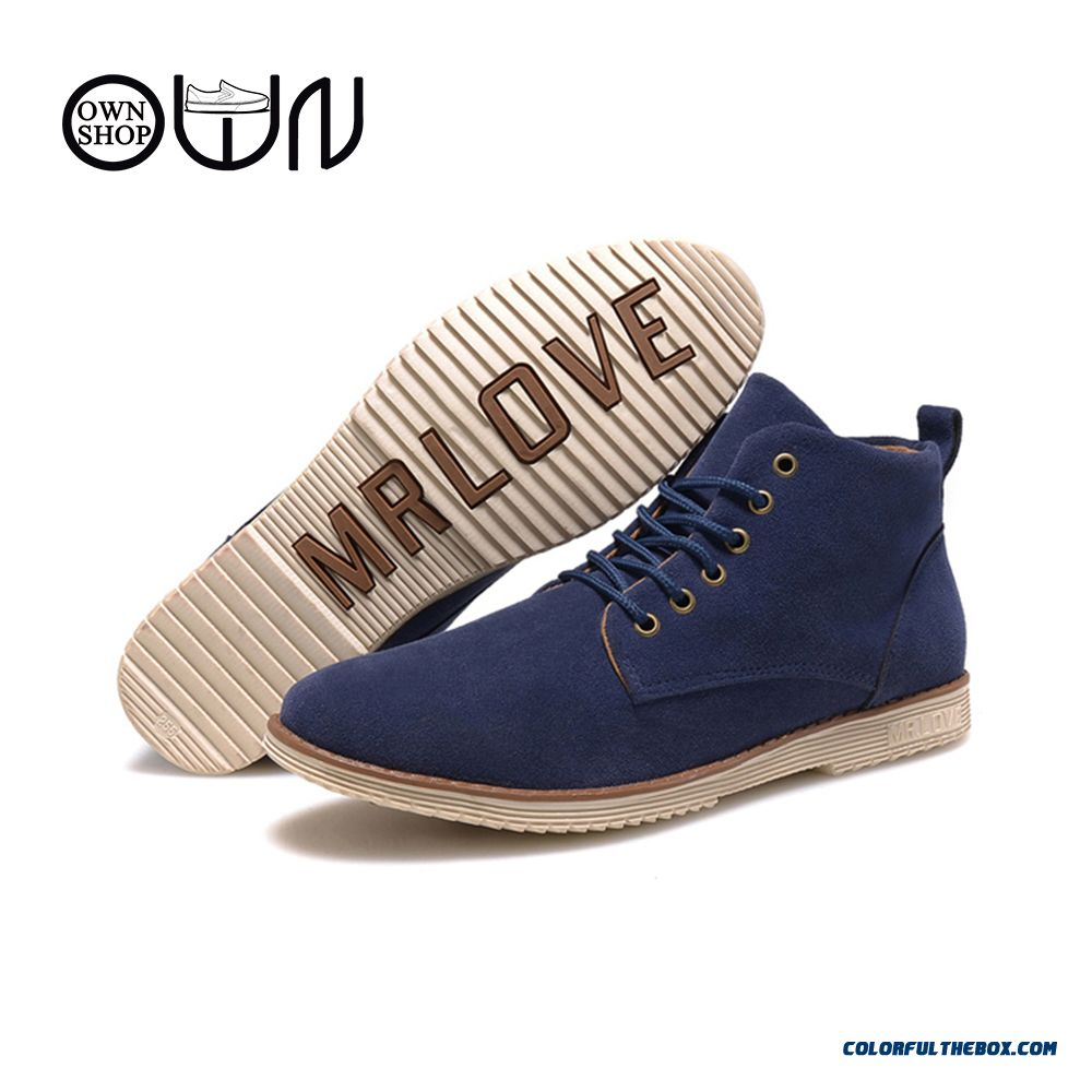 Cheap Casual Shoes Adult Fashion Shoes For Men Solid ...