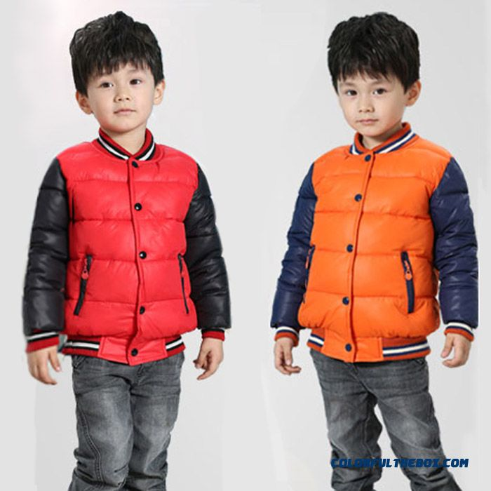 Clearance Winter Baby Cotton Padded Clothes Boys Clothes Girls Jacket