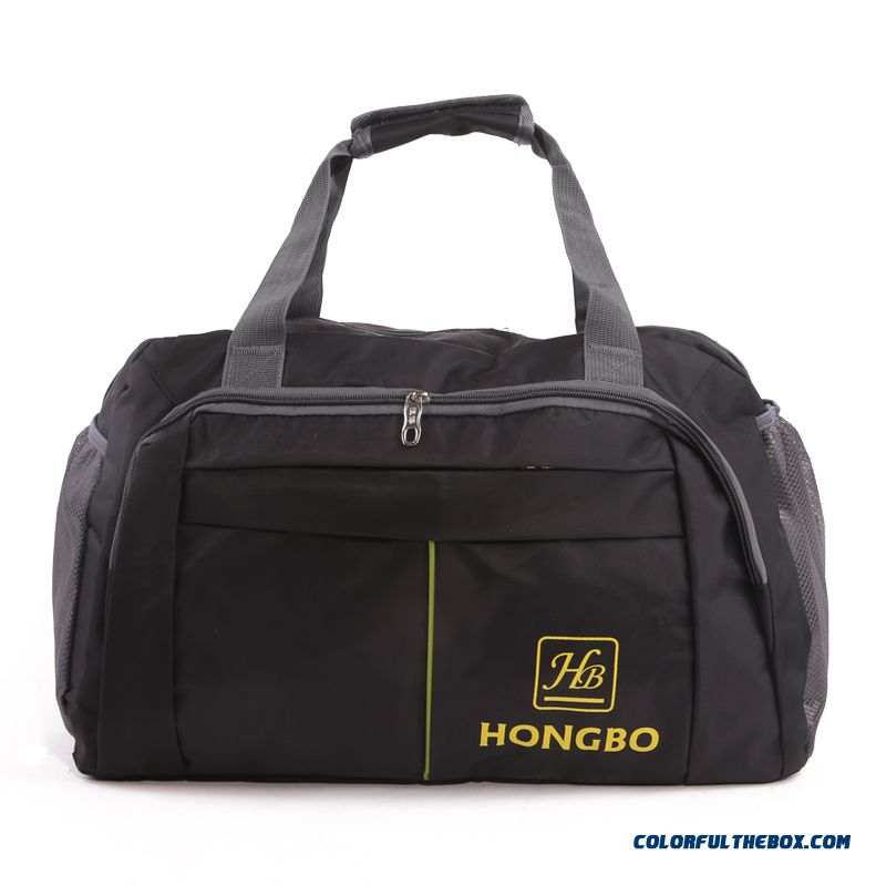 Collapsible Weekend Travel Duffle Bag High Capacity Sports Bag Gym Bag Men Portable Travel Bag