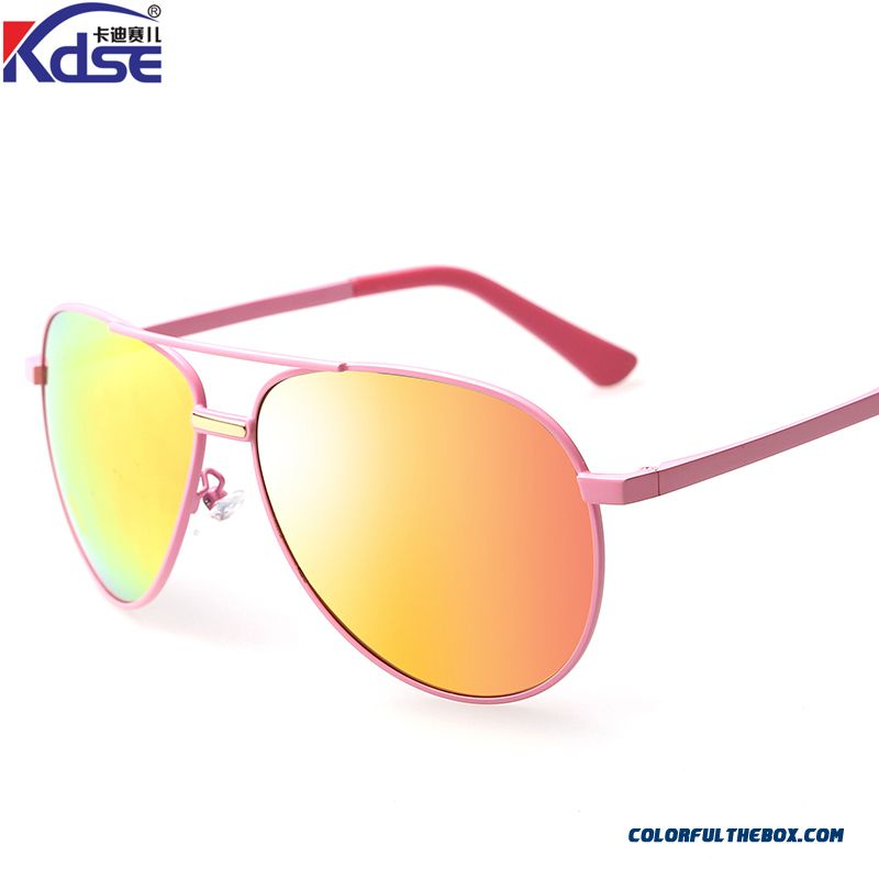 Colorful New Fashion Vintage Goggles Men Polarized Sunglasses Woman Fashionable Driving Dark Glasses