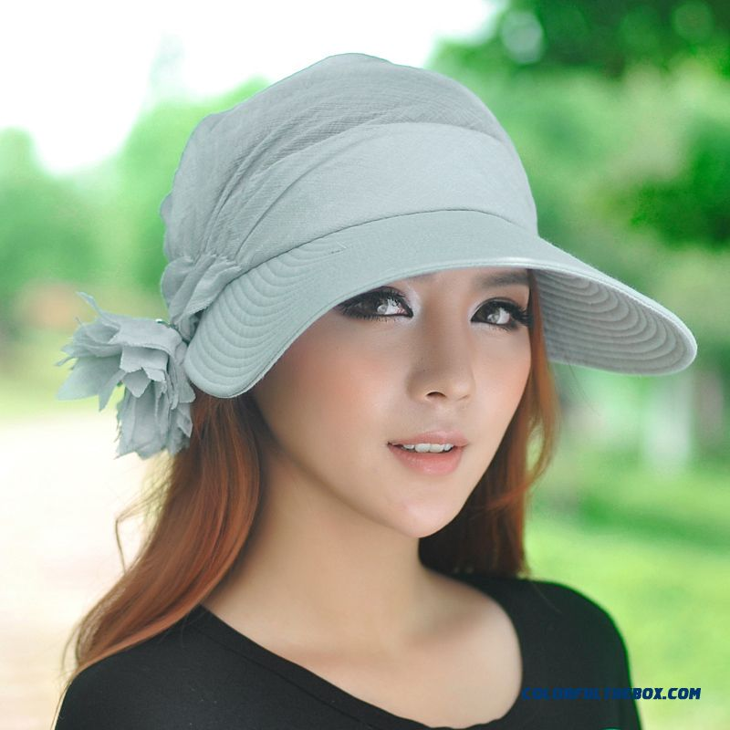 Cheap Cool Summer Uv Protection Empty Top Hat Lady Women Sunshade Hat  Outdoors Cycling Sunscreen Sun Hat Sale Online b56cc182f5