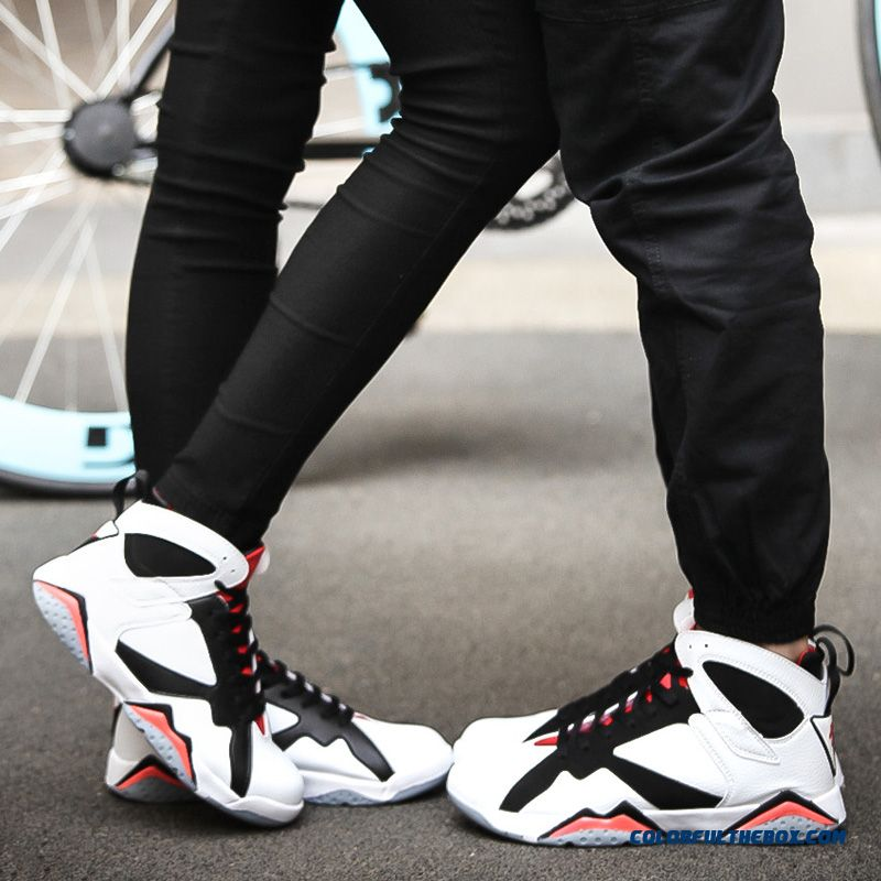 Couple's Shoes Comfortable And Breathable Men Basketball Shoes - more images 3
